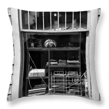 Window Study #12 Throw Pillow