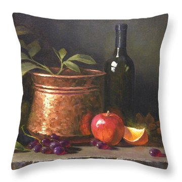 Copper Throw Pillows