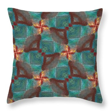 Wingspeed Throw Pillow