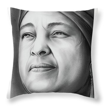 South Africa Throw Pillows