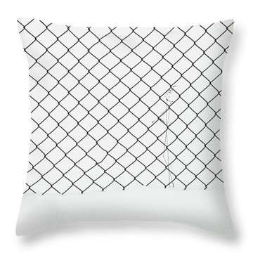 Winter #7885 Throw Pillow