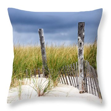 Throw Pillow featuring the photograph Who Knows How Long This Will Last by Dana DiPasquale