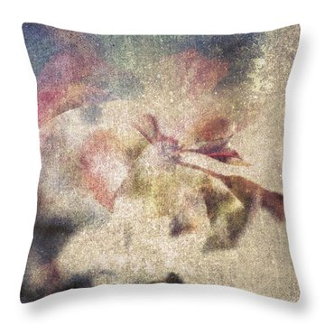 Winter Fugue Throw Pillow