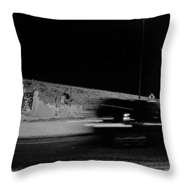 Throw Pillow featuring the photograph Winter In North Pole by Tara Lynn