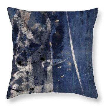 Winter Nights Series Five Of Six Throw Pillow