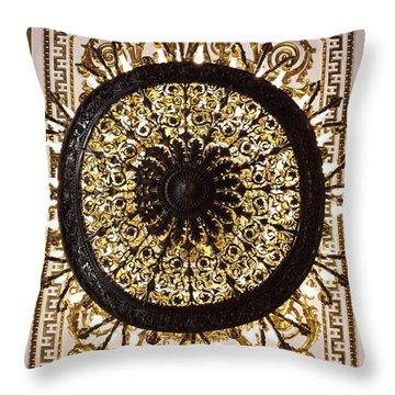 Winter Palace 1 Throw Pillow