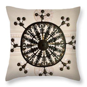 Winter Palace 3 Throw Pillow