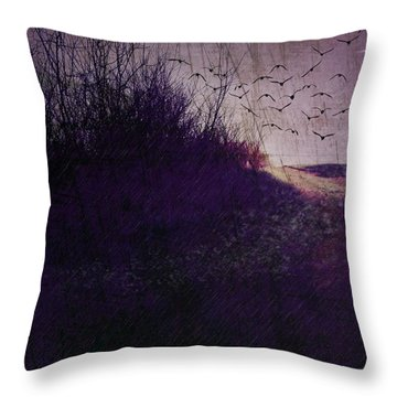 Winter To Spring The Promise Of New Life. Throw Pillow