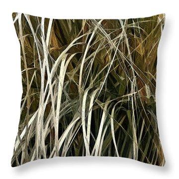 Winter Whites Throw Pillow