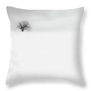 Minimalism  Throw Pillow