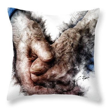 Wisdom Throw Pillow