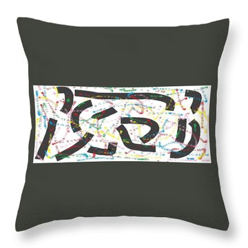 Wish - 11 Throw Pillow