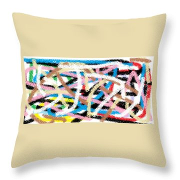 Wish - 17 Throw Pillow