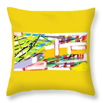 Wish - 20 Throw Pillow