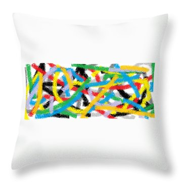 Wish - 21 Throw Pillow