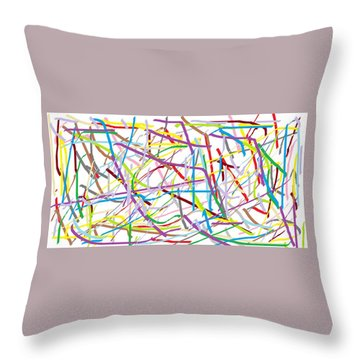 Wish -25 Throw Pillow