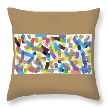 Wish -30 Throw Pillow