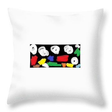 Wish - 33 Throw Pillow