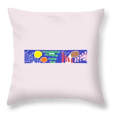 Wish - 36 Throw Pillow