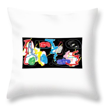 Wish - 41 Throw Pillow