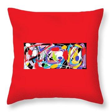 Wish - 43 Throw Pillow