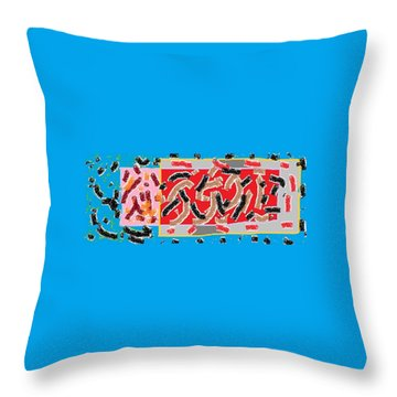 Wish - 63 Throw Pillow