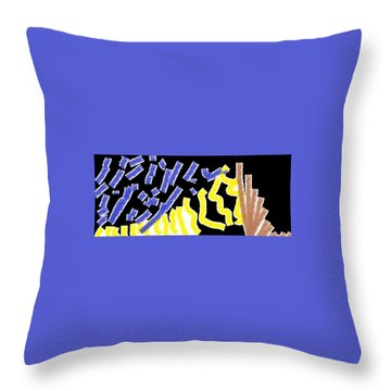 Wish - 64 Throw Pillow