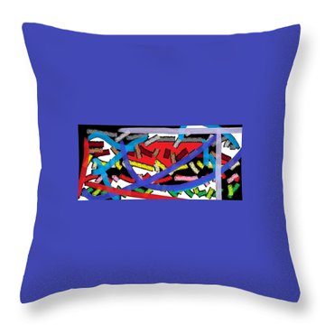 Wish - 67 Throw Pillow