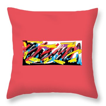 Wish - 86 Throw Pillow