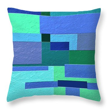 Wish Throw Pillow by Ely Arsha