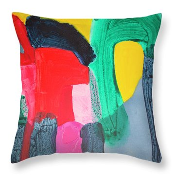 Wish It Could Be This Easy Throw Pillow