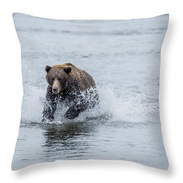 Throw Pillow featuring the photograph Wish Me Luck by Sandra Bronstein