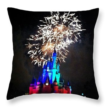 Fantasy Throw Pillows