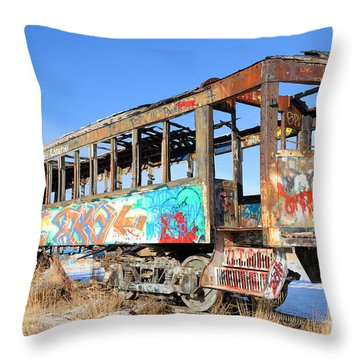 Wishing For Better Days Throw Pillow