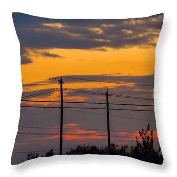 Wishing You A Great #weekend From Throw Pillow