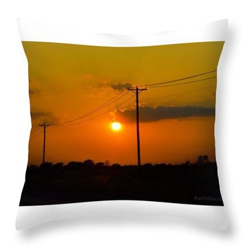 Wishing You A #magical #colorful Throw Pillow