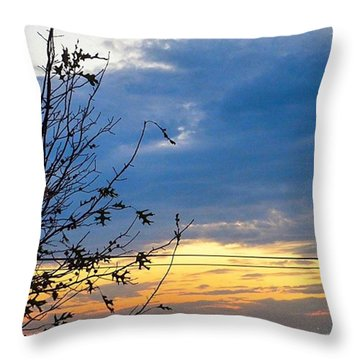 Wishing You Extra Sweet #dreams From Throw Pillow