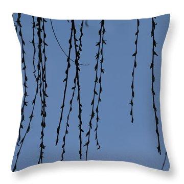 Wisp - Throw Pillow