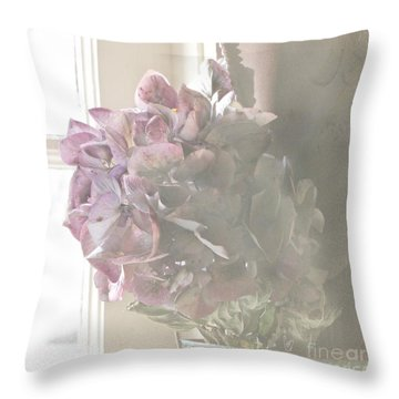 Wistful Throw Pillow by Cindy Garber Iverson