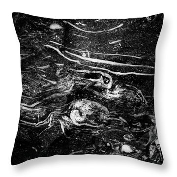 Within A Stone Throw Pillow
