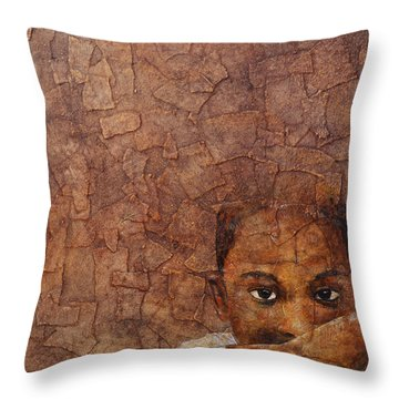 Witness  Throw Pillow
