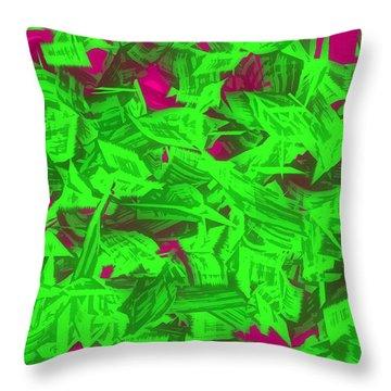 Wmlln11a Throw Pillow
