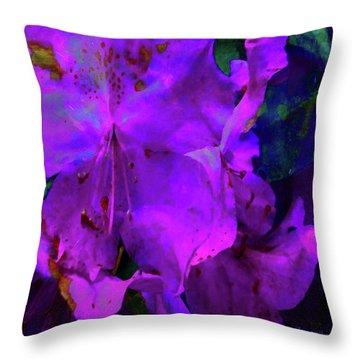 Woke Gorgeous Throw Pillow