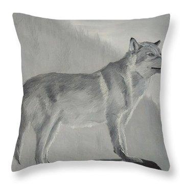 Vantage Point Throw Pillow