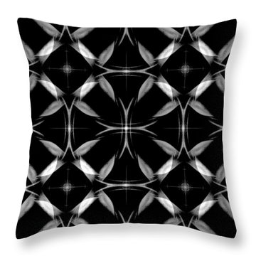 Woman Eight Throw Pillow