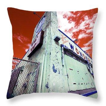 Wonder Bar Pop Art Throw Pillow