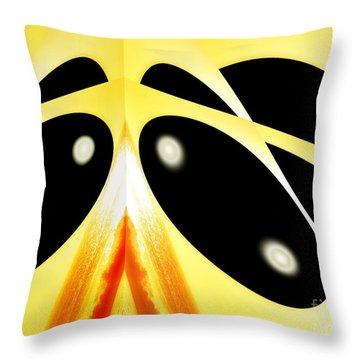 Throw Pillow featuring the photograph Wonder Bean by Beto Machado