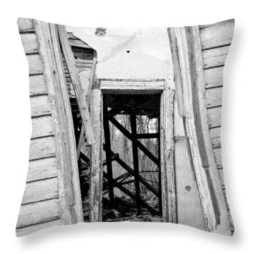 Wonderwall Throw Pillow