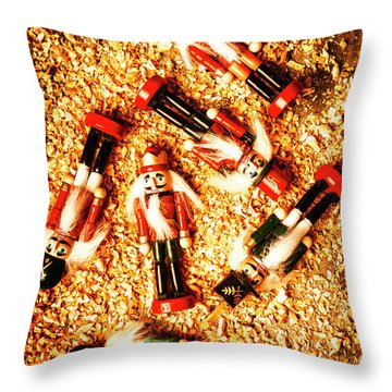 Handcrafted Throw Pillows