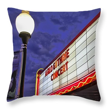 Woody's Legacy  Throw Pillow